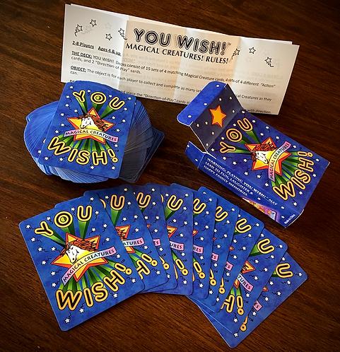 YOU WISH! Card Game