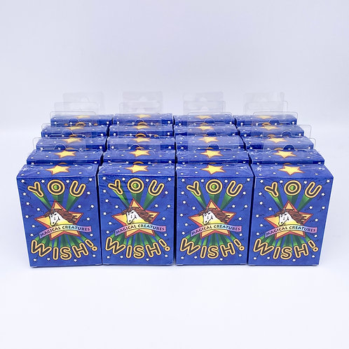 YOU WISH! card game - 50 pack + 1 demo deck