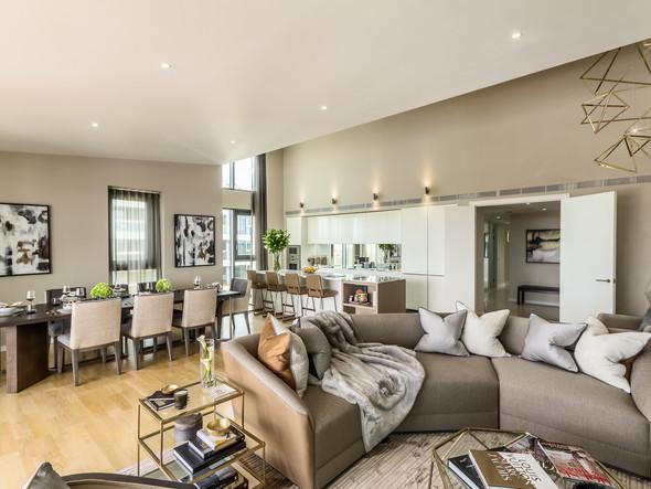 Riverside Quarter penthouse