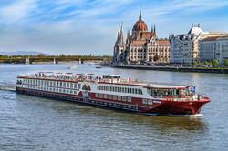 MS Serenity, Budapest