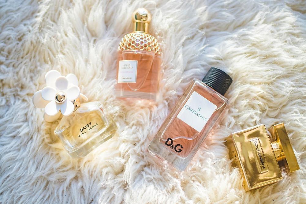 top 5 wedding perfumes