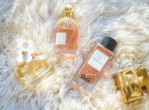 Our Top 5 Perfumes for Your Wedding Day