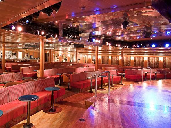 Cruise Ship Show Lounge