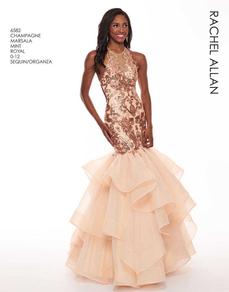 Rachel Allan Prom Style 6582