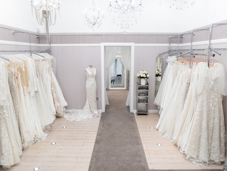 Introducing Opus Atelier: A Unique Designer Bridal Shop in Scotland