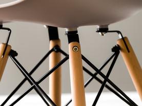 Close up furniture