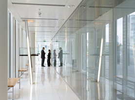 Office interior, London
