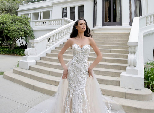 9 A-Line Wedding Dresses to Fall in love with