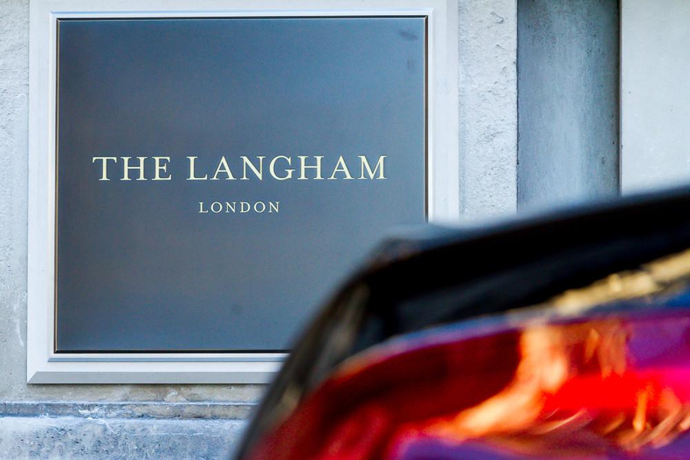 the langham in london