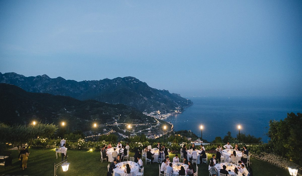 Ravello on the Amalfi coast Belmond Hotel Caruso