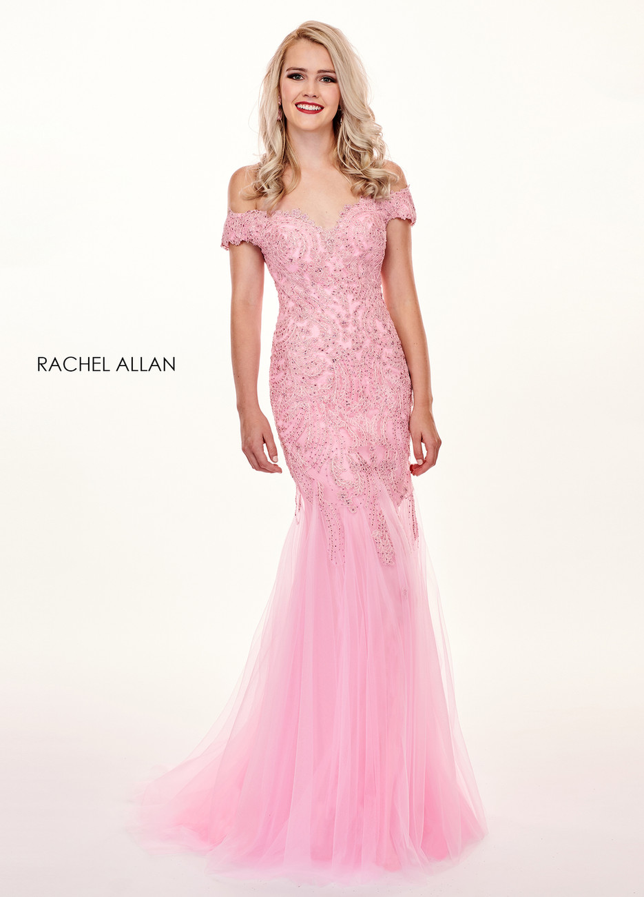 Rachel Allan Prom Style 6545