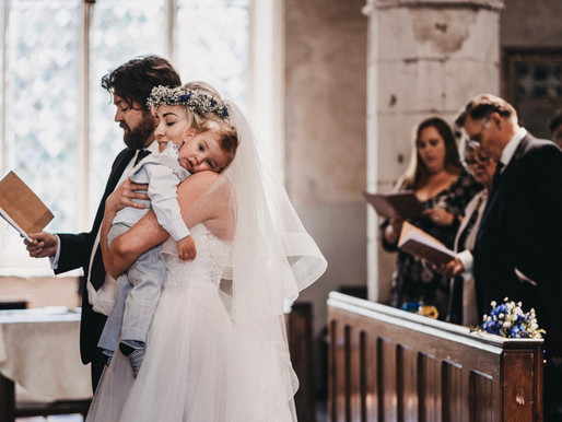 5 Reasons Why We Think You Should Hire A Wedding Videographer