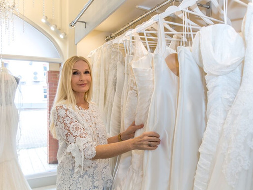 Modern Wedding Dresses: 7 of Our Favourite Gowns for Uncomplicated Brides