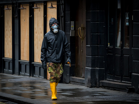 Lockdown in London - Capturing the Deserted Streets of Soho
