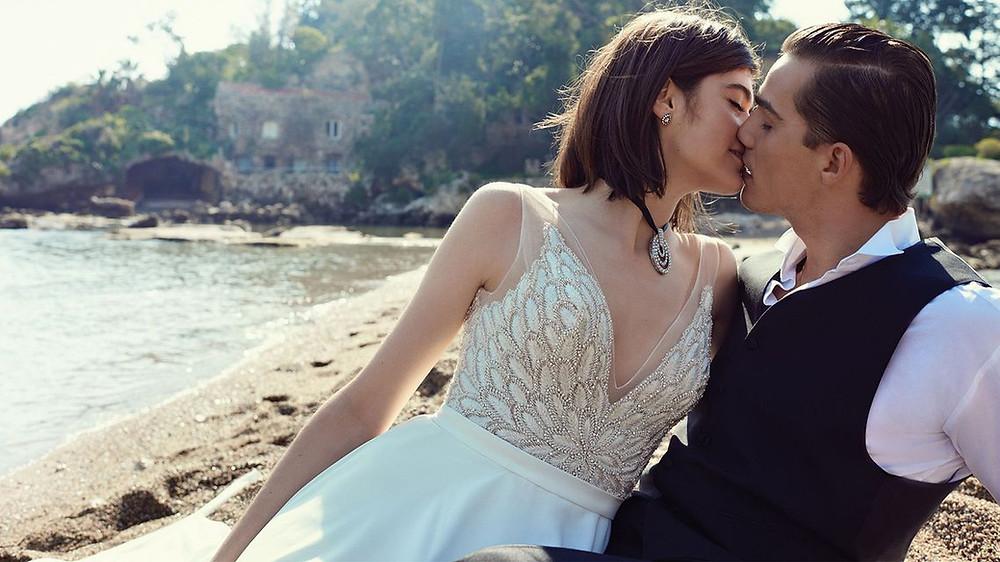 a-line wedding dresses to fall in love with