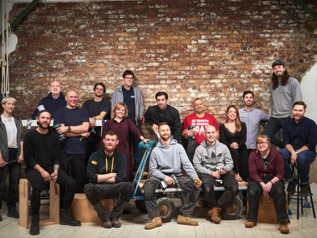 100 Staff Portraits in 3 Days for Falkus Joinery
