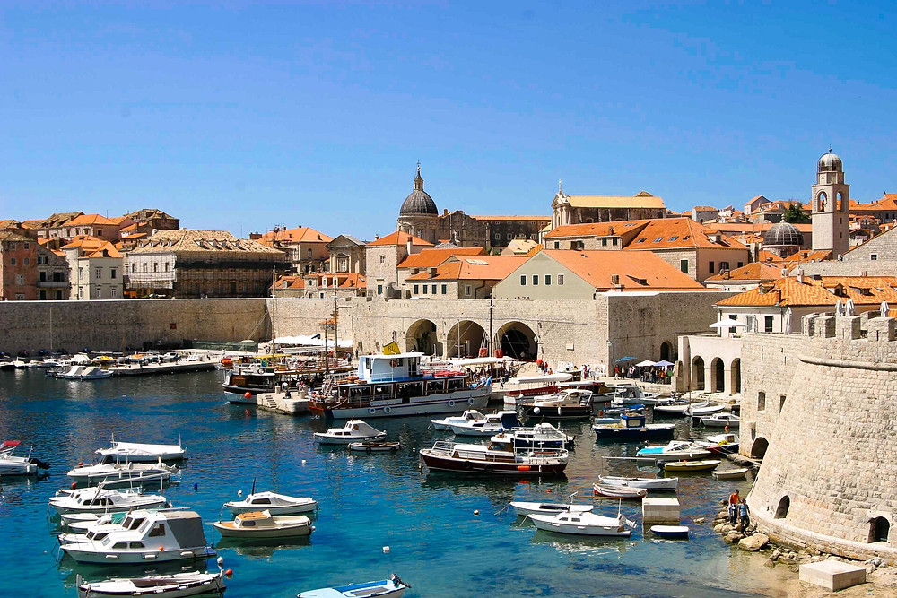 sailing boats in croatia