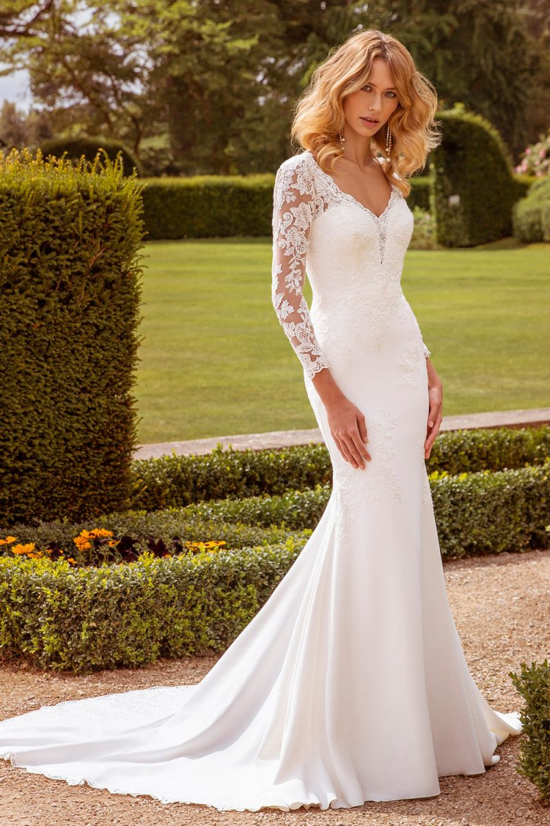 ellis bridals 2020 wedding dress