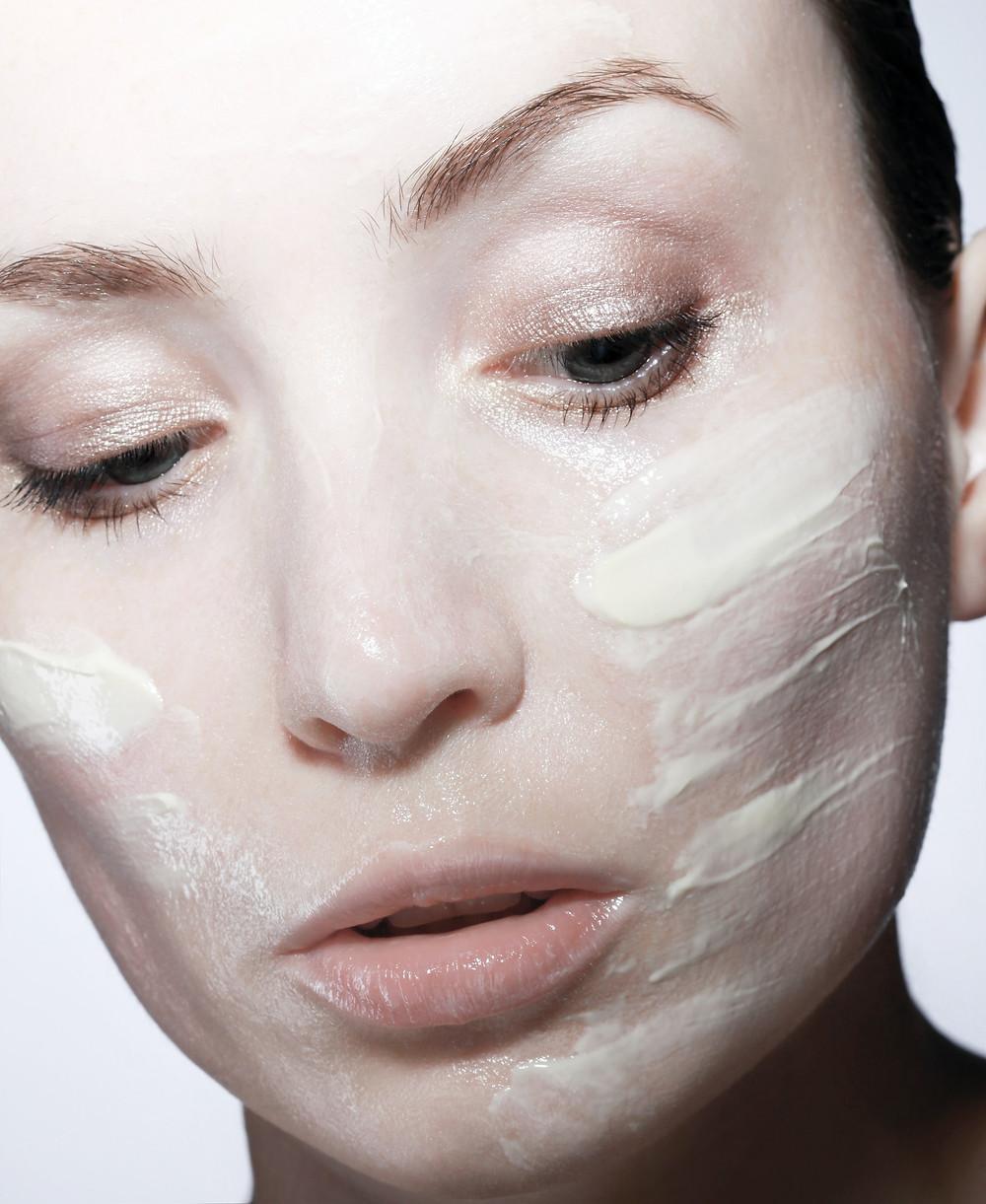DIY Beauty Treatments face mask