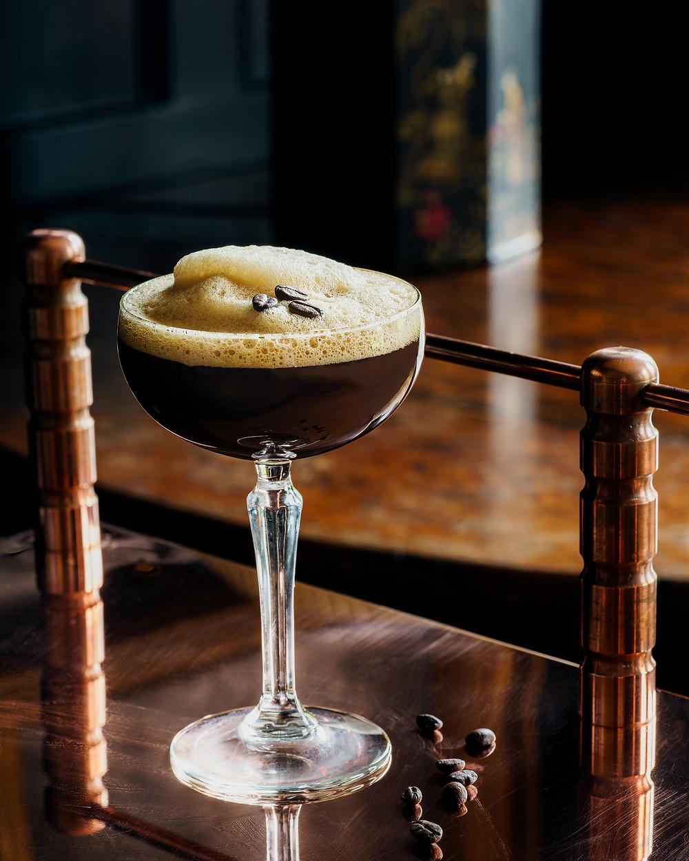 Espresso martini | DIY Cocktails to make during lockdown