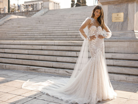 Be Inspired by Berta Bridal 2020