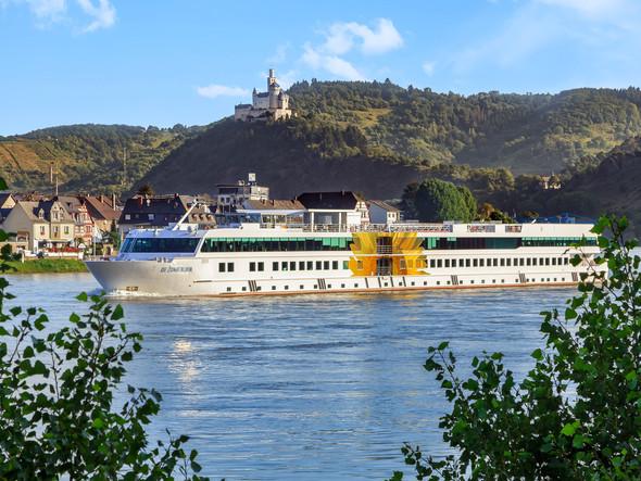 Cruise Ship Rhine