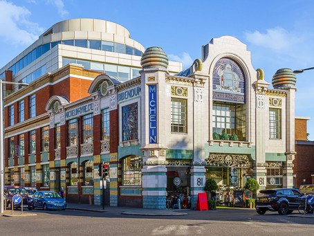 London Photography Spots: My 6 Favourite Locations