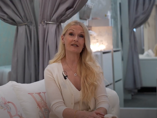 Top Tips for Wedding Dress Shopping in 2021 from Laura