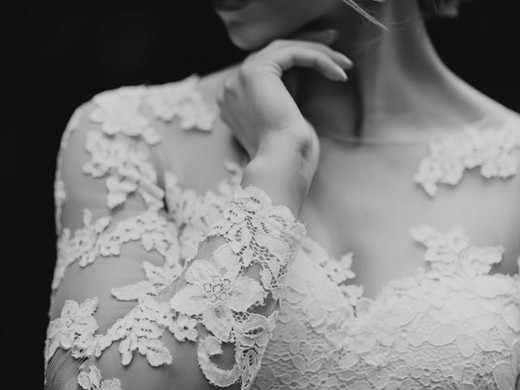 Lace Wedding Dresses You're Sure to Fall For