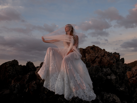 Our Favourite Boho Wedding Dresses: The Most Whimsical Gowns in Scotland