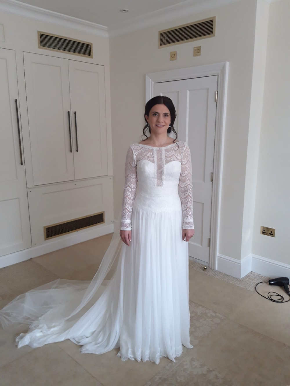 real bride maggie sottero deidre wedding dress