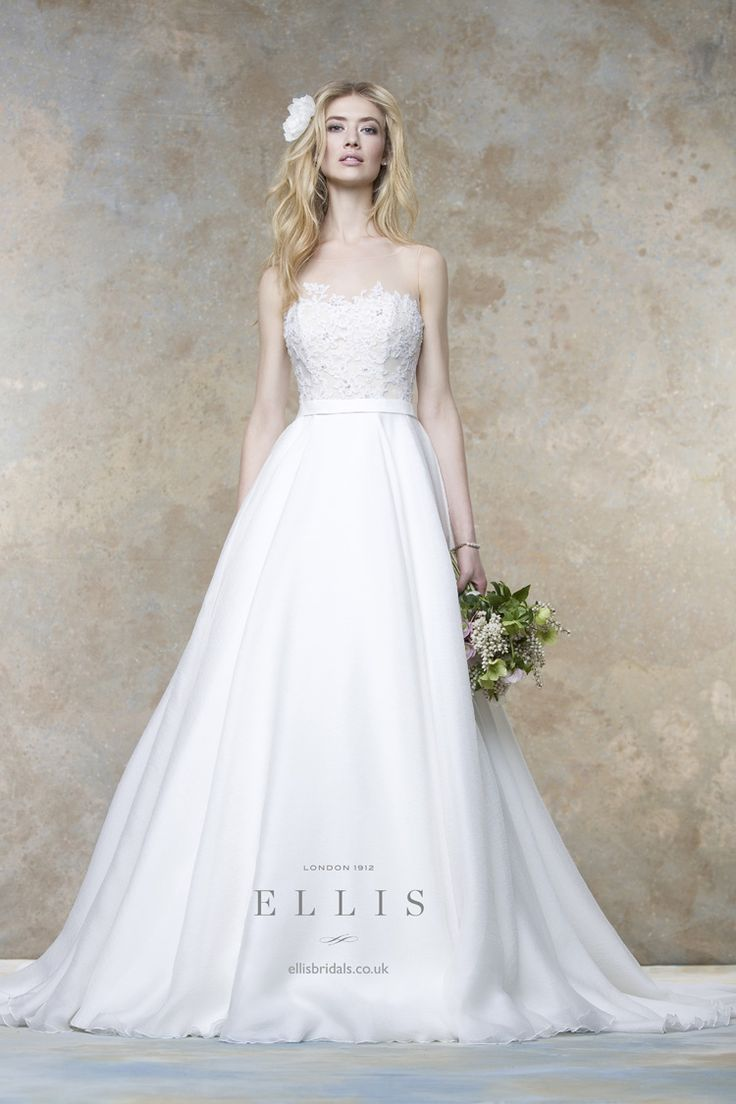 ellis bridals wedding dress