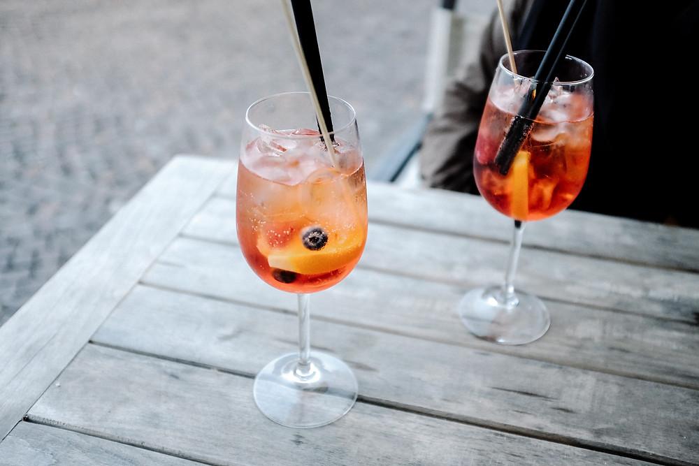 Aperol Spritz | DIY Cocktails to make during lockdown