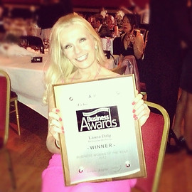 Businesswoman of the year 2012
