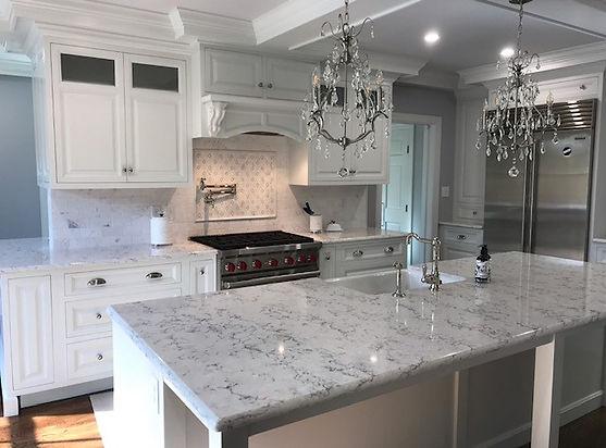 Residentia Remodeling Kitchen