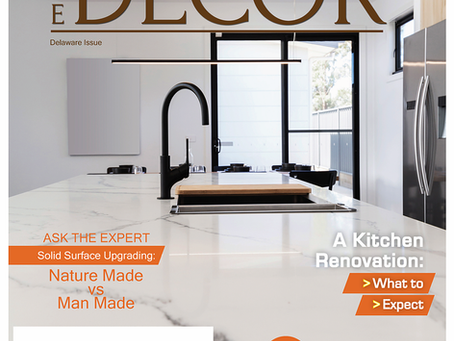 New Home Décor Magazine!
