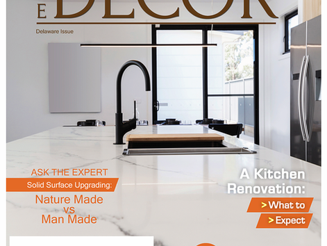New Home Décor Magazine!