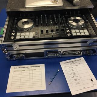 Icon DJs Turn Tables