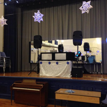 Icon DJs Host School Events
