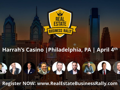 You Missed Our Real Estate Business Rally...