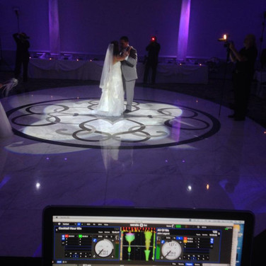 Icon DJs Wedding Photo