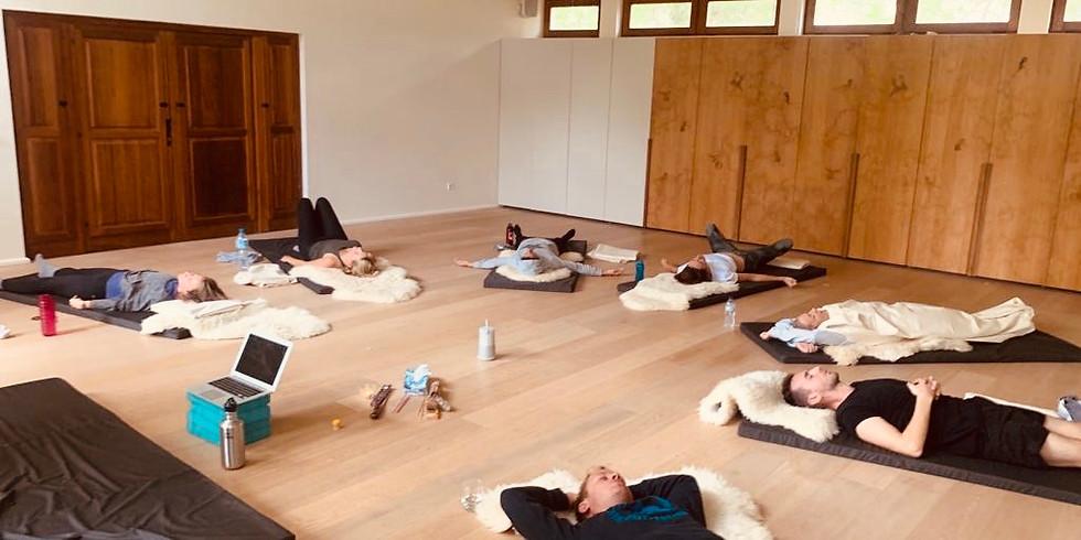 Emotional Freedom Breathwork Workshop 27th Oct 19