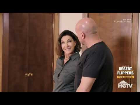 Hilary Farr and Eric Erimita for Love it Or List It
