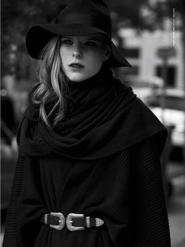 Addie McBryde with Directions USA For Editorial QC Magazine Photo: Nathan Richards