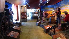California Trail Interpretive Center  |  Elko, NV