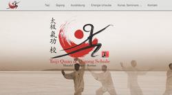 Website Taiji & Qigong