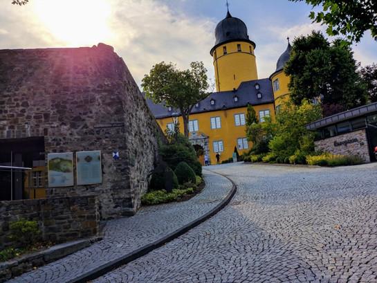The ASTRATUM Blockchain Summer School at the ADG Schloss Montabaur