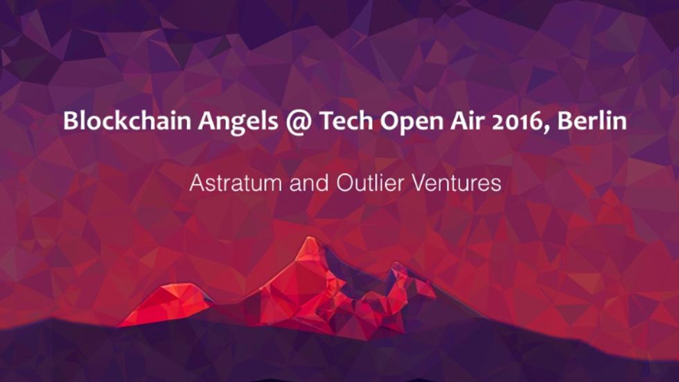 Blockchain Angels Germany 2016