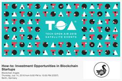 Blockchain Angels TOA 14.07.2016