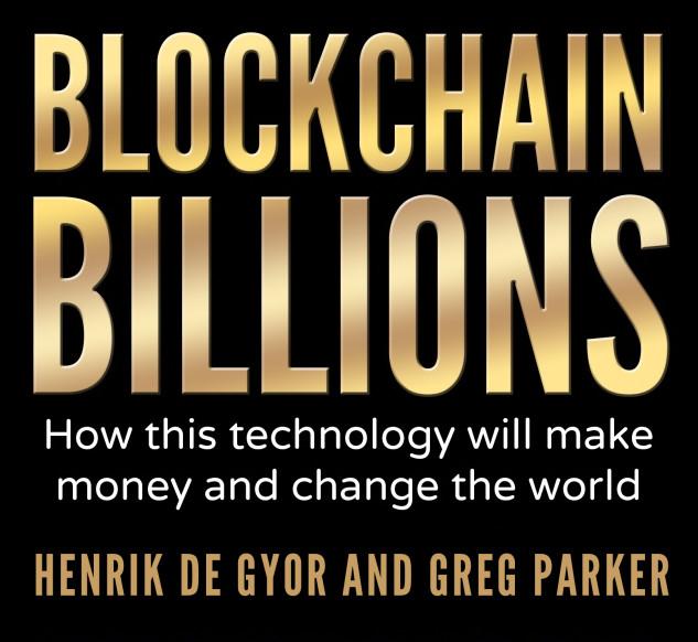 Blockchain Billions - Book Cover